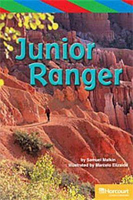 Storytown: Ell Reader Teacher's Guide Grade 4 Junior Ranger