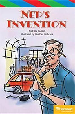 Storytown: Ell Reader Teacher's Guide Grade 4 Ned's Invention