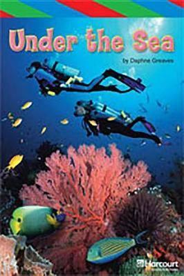 Storytown: Ell Reader Teacher's Guide Grade 4 Under the Sea