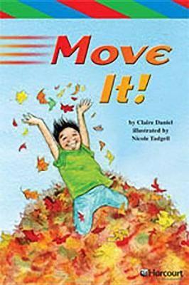 Storytown: Ell Reader Teacher's Guide Grade 5 Move It!