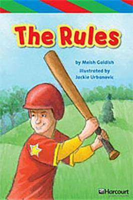 Storytown: Ell Reader Teacher's Guide Grade 5 Rules