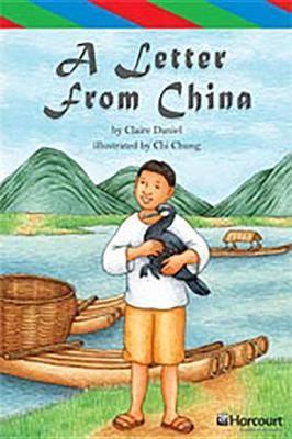 Storytown: Ell Reader Teacher's Guide Grade 5 Letter from China