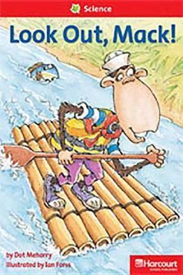 Storytown: Below Level Reader Teacher's Guide Grade 1 Look Out Mack!