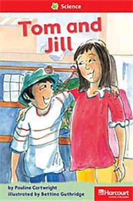 Storytown: Below Level Reader Teacher's Guide Grade 1 Tom and Jill