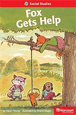 Storytown: Below Level Reader Teacher's Guide Grade 1 Fox Gets Help