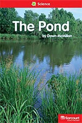 Storytown: Below Level Reader Teacher's Guide Grade 1 Pond