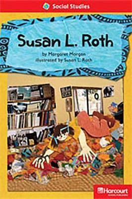 Storytown: Below Level Reader Teacher's Guide Grade 1 Susan L Roth