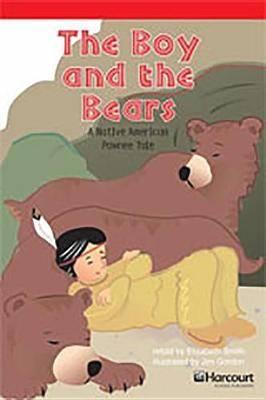 Storytown: Below Level Reader Teacher's Guide Grade 3 Boys and Bears