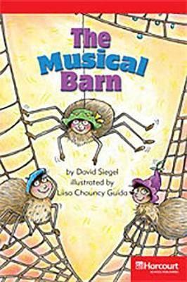 Storytown: Below Level Reader Teacher's Guide Grade 3 Musical Barn