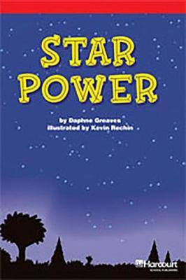 Storytown: Below Level Reader Teacher's Guide Grade 4 Star Power