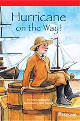 Storytown: Below Level Reader Teacher's Guide Grade 4 Hurricane on the Way