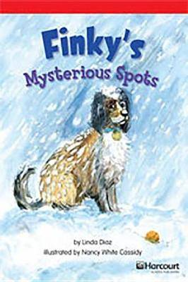 Storytown: Below Level Reader Teacher's Guide Grade 4 Finky's Mystery Spots