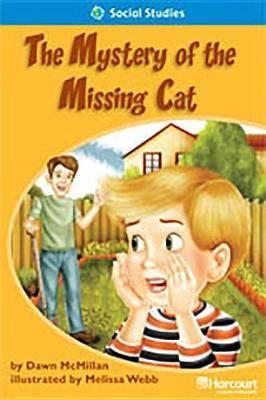 Storytown: On Level Reader Teacher's Guide Grade 1 the Mystery of the Missing Cat