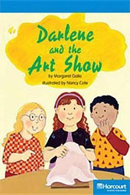 Storytown: On Level Reader Teacher's Guide Grade 3 Darlene and the Art Show