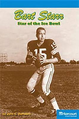 Storytown: On Level Reader Teacher's Guide Grade 4 Bart Starr, Star of the Ice Bowl