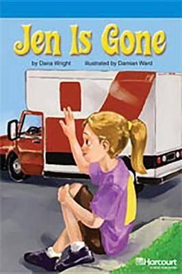 Storytown: On Level Reader Teacher's Guide Grade 4 Jen Is Gone