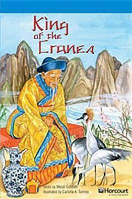 Storytown: On Level Reader Teacher's Guide Grade 6 King of the Cranes