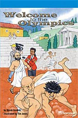 Storytown: On Level Reader Teacher's Guide Grade 6 Welcome to the Olympics!