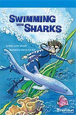 Storytown: On Level Reader Teacher's Guide Grade 6 Swimming with Sharks