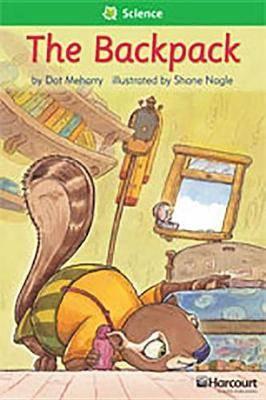 Storytown: Above Level Reader Teacher's Guide Grade 1 the Backpack