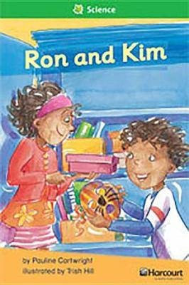 Storytown: Above Level Reader Teacher's Guide Grade 1 Ron and Kim