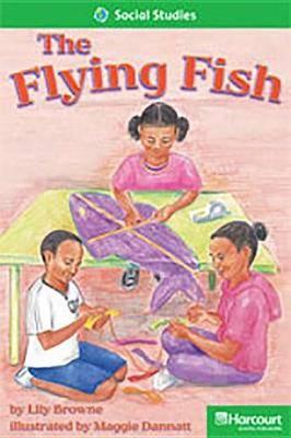 Storytown: Above Level Reader Teacher's Guide Grade 1 the Flying Fish