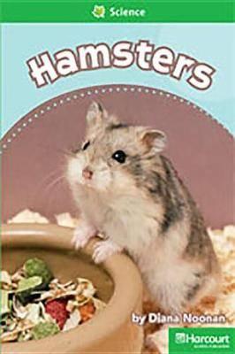 Storytown: Above Level Reader Teacher's Guide Grade 2 Hamsters