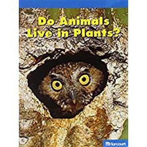 Science Leveled Readers: On-LV Rdr Do Animal Lve..Plnts Gk Sci 09