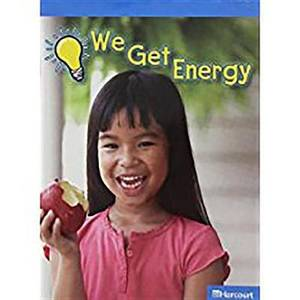 Science Leveled Readers: On-LV Rdr We Get Energy Gk Sci 09