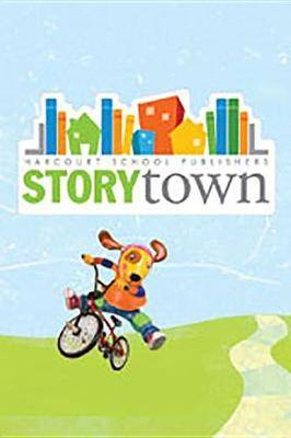 Storytown: Decodable Book 13 (5 Pack) Grade 1