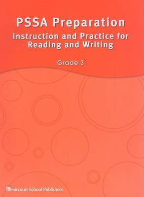 PSSA Preparation: Instruction and Practice for Reading and Writing, Grade 3