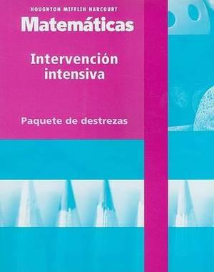Hsp Matem ticas (C) 2009: Intensive Intervention Kit Student Skill Pack Grades K-1 2009