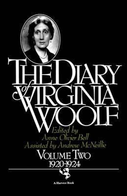 Diary of Virginia Woolf Volume 2: Vol. 2 (1920-1924)