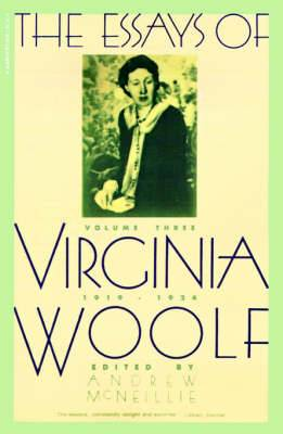 Essays of Virginia Woolf: 1919-1924