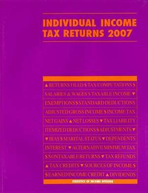 Individual Income Tax Returns, 2007, Statistics of Income