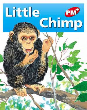 Little Chimp PM PLUS Level 3 Red