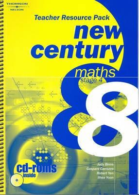 New Century Maths 8 Trp