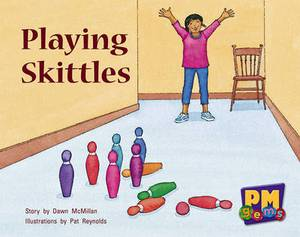 Playing Skittles PM Gems Blue Levels 9,10,11