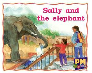 Sally and the Elephant PM Gems Magenta Level 2,3