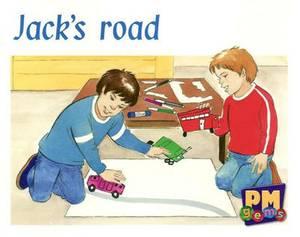Jack's Road PM Gems Magenta Levels 2,3