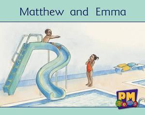 Matthew and Emma PM Gems Magenta Levels 2,3