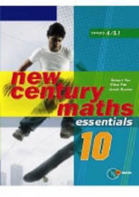 New Century Mathematics: 10 Essentials: Stage 4/5.1