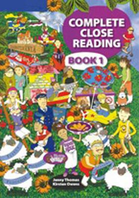 Complete Close Reading: Book 1