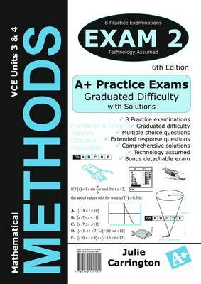 Maths Methods Examination 2