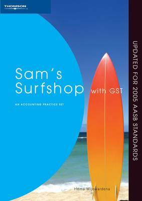 Sam's Surfshop with GST