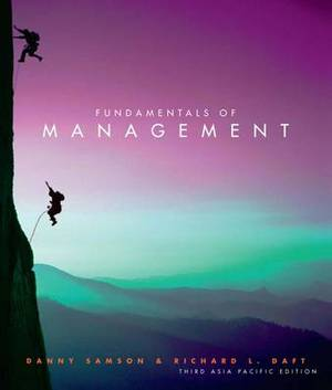 Fundamentals of Management: Asia Pacific Edition + Global Economic Crisis GEC Resource Center Printed Access Card