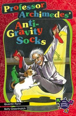 Professor Archimedes Anti-Gravity Socks Socks
