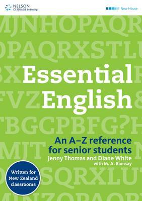 Essential English: An A-Z Reference for Senior Students