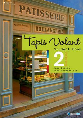 Tapis Volant 2 - Student Book