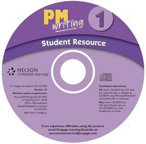PM Writing 1 Student Resource